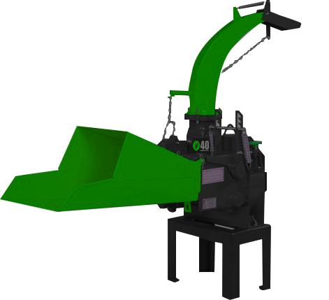 Forage chopper image