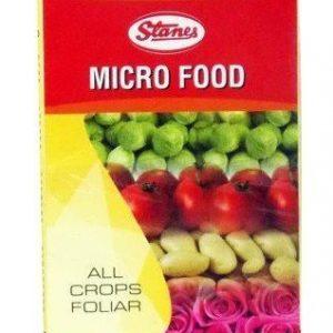 Micro food image