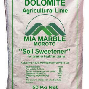 Dolomite agricultural lime image